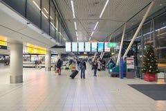 Авиапорт Schiphol Стоковые Фото