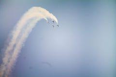 Авиасалон буревестников стоковые фото