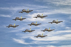 Авиасалон 2015 до 1 Стоковые Изображения