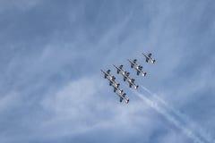 Авиасалон 2015 до 1 Стоковая Фотография RF
