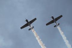 Авиасалон стоковое изображение rf