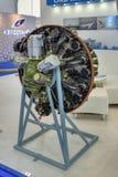 Авиационный двигатель поршеня Стоковые Фото