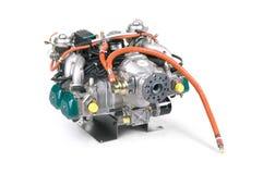 авиационный двигатель Стоковые Изображения