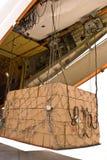 авиационный груз Стоковое Изображение RF