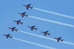 авиационный парад Стоковые Фотографии RF