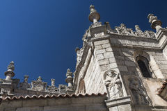 Авила Кастилия y Леон, Испания: собор Стоковая Фотография RF