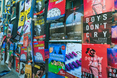 АВИНЬОН, ПРОВАНСАЛЬ, ФРАНЦИЯ - 5-ОЕ ИЮЛЯ 2017: ` Авиньон фестиваля d Стоковые Фотографии RF