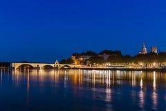 Авиньон - Провансаль Франция Стоковое Фото
