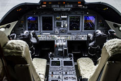 Авионика авиации Стоковое Изображение RF