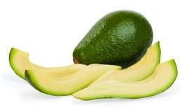 Авокадо ломтика Стоковое фото RF