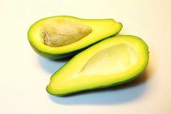 Авокадо Плодоовощ авокадоа куски авокадоа Косточка авокадоа Стоковая Фотография RF