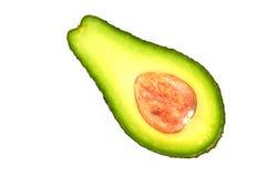 авокадо половинный Стоковые Изображения RF