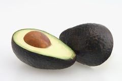 авокадо половинный Стоковая Фотография