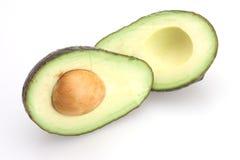 авокадо половинный Стоковая Фотография RF