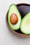 авокадо свежий Стоковое фото RF