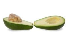 авокадо halves 2 Стоковая Фотография RF