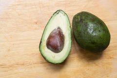 авокадо зрелый Стоковое Изображение