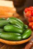 Авокадо пальца Стоковые Фотографии RF
