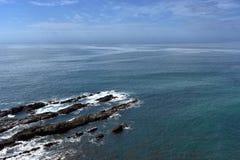 австралийская береговая линия стоковое изображение