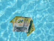 австралийские доллары Стоковые Фото