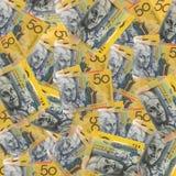 австралийские за пятьдесят Стоковое Изображение RF
