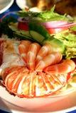 австралийские продукты моря Стоковые Изображения