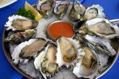 австралийские продукты моря Стоковые Фото