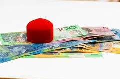 австралийский доллар Стоковое фото RF