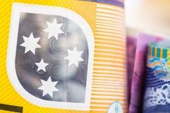 австралийский доллар Стоковое Изображение RF