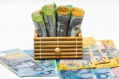 австралийский доллар Стоковые Изображения RF