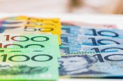 австралийский доллар Стоковое Изображение