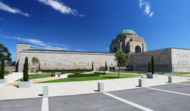 Австралийский мемориал войны в Канберре Стоковое Изображение