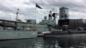 Австралийский национальный морской музей, Сидней, Австралия видеоматериал