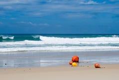 австралийский пляж Стоковое Изображение