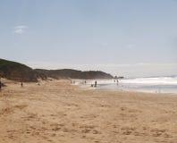 австралийский пляж Стоковое фото RF