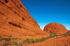 австралийское захолустье Стоковое Фото