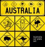 Австралия Стоковые Фотографии RF