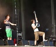 Австралия 2009 вписывает этап shikari Стоковые Фотографии RF