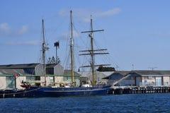 Австралия, WA, Перт, парусное судно Стоковое Фото