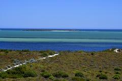 Австралия, WA, Cervantes Стоковые Фото
