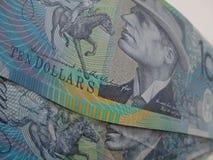 австралийские доллары Стоковое Изображение RF