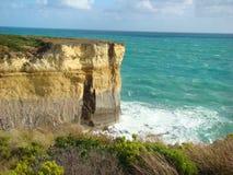 Австралийский ландшафт океана Стоковое Изображение RF