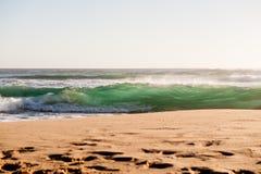 Австралийский пляж Стоковые Фотографии RF