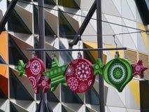 Австралийское здание Swanston Стоковые Фото