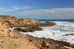 Австралийское прибрежное Стоковая Фотография