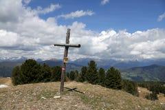 Австриец Альпы Стоковое Изображение