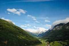 Австриец Montains стоковые фотографии rf