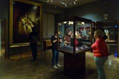 Австрийские драгоценности кроны - имперские крона, шар, и скипетр, вена стоковое фото rf
