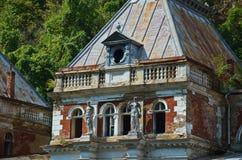 Австрийские имперские ванны - Herculane Стоковое Изображение RF