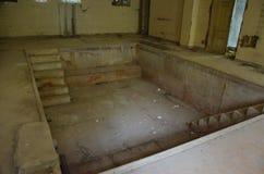 Австрийские имперские ванны - Herculane Стоковое фото RF